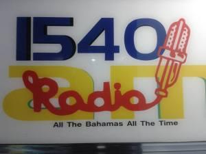 radio bahamas 1540