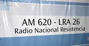 radio nacional resistencia logo