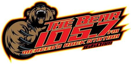 KBRE 1660 LOGO 105.7_The_Bear